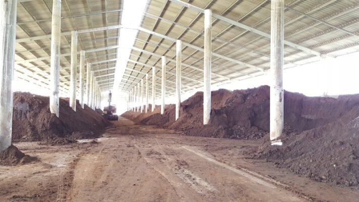 ủ phân bò vi sinh